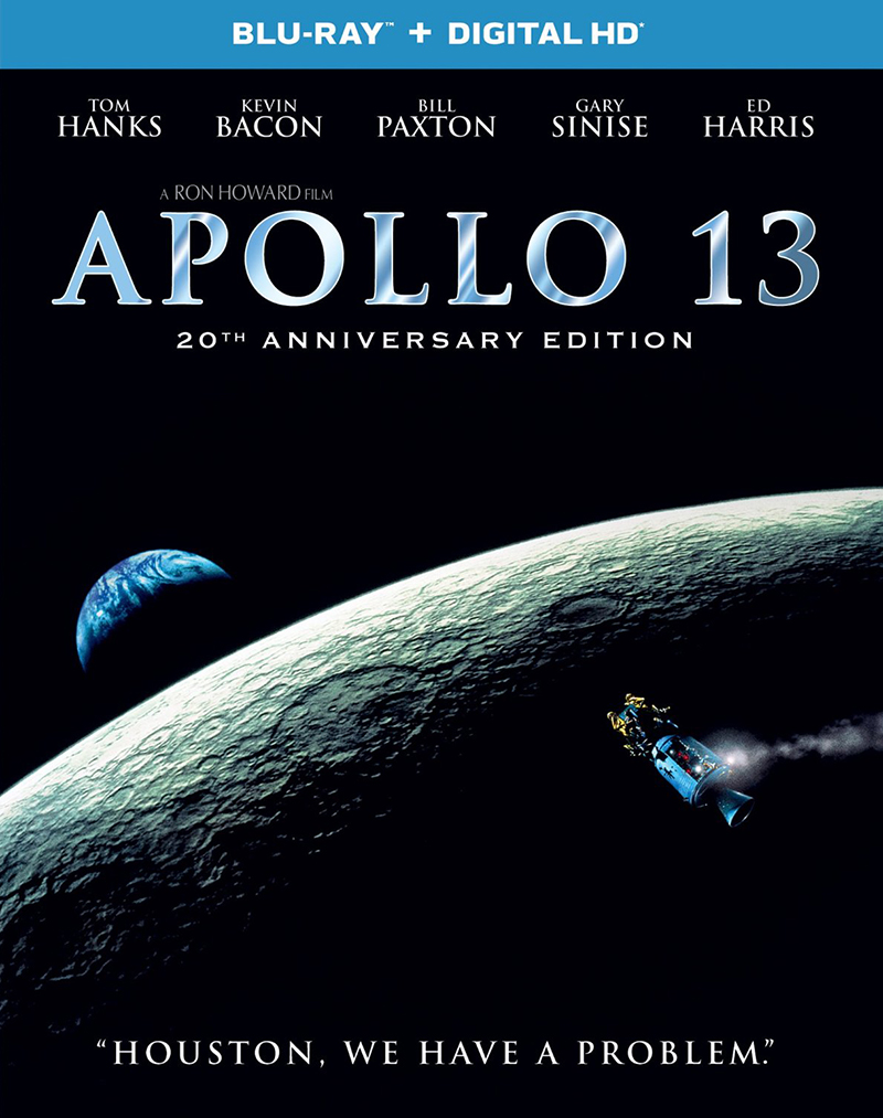Apollo 13: 20th Anniversary Edition (Blu-ray)