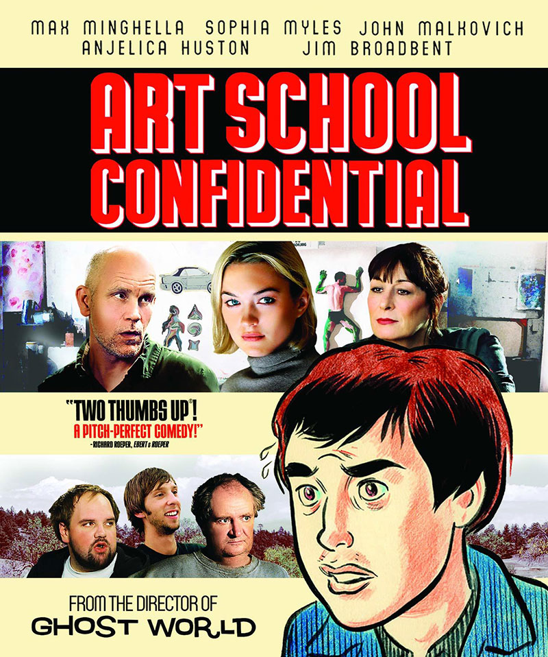 Art School Confidential (Blu-ray)
