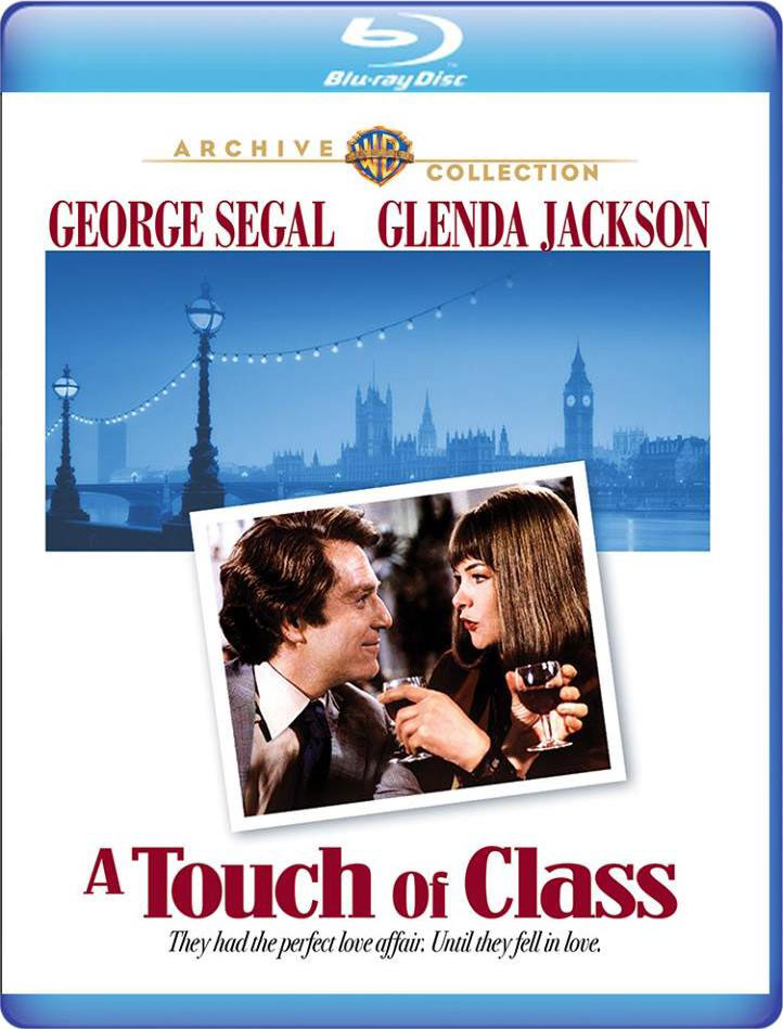 A Touch of Class (Blu-ray)