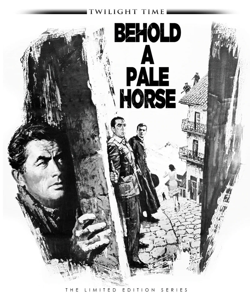 Behold a Pale Horse (Blu-ray)