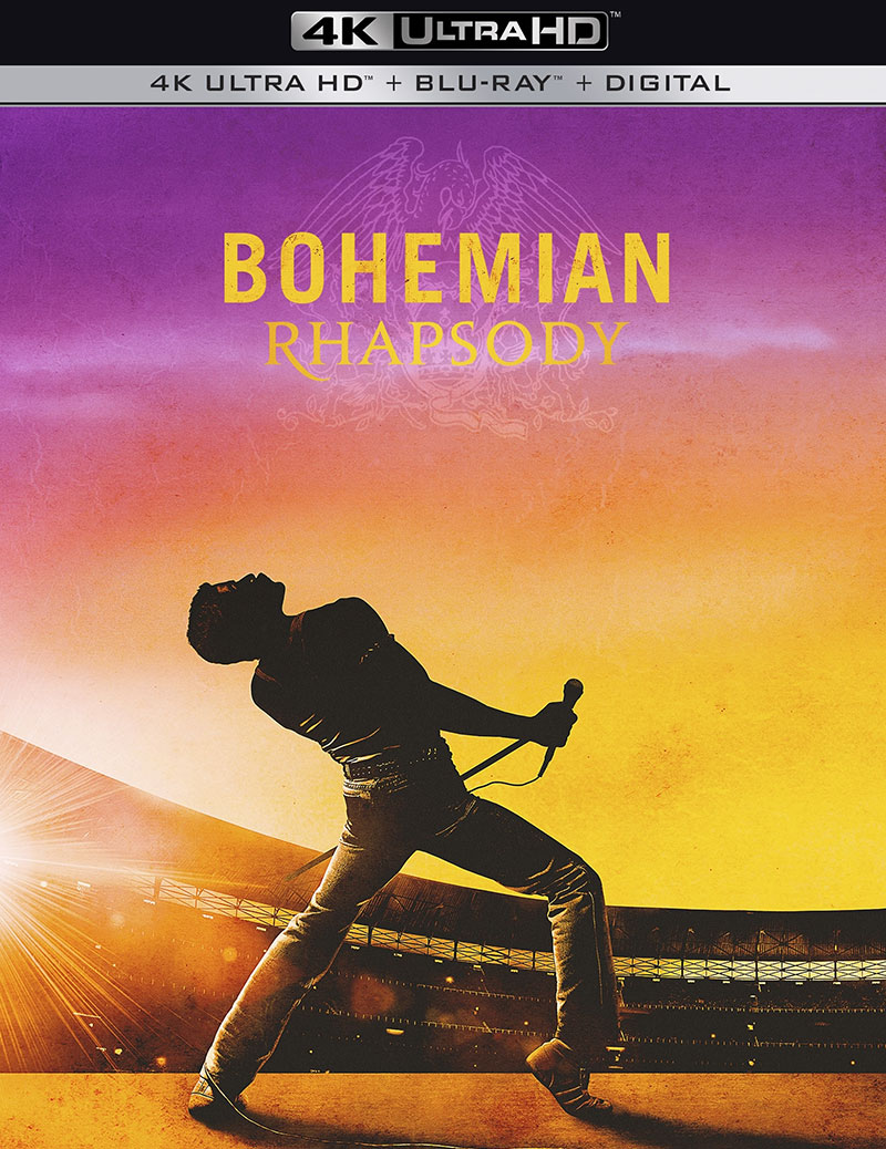 Bohemian Rhapsody (Ultra HD 4K Blu-ray)