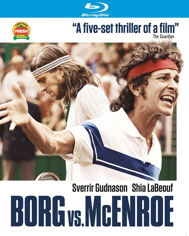 Borg vs. McEnroe (Blu-ray)