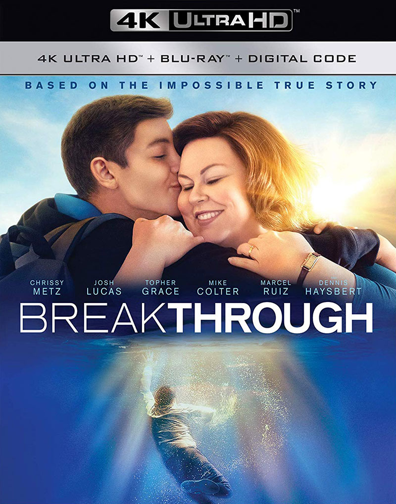 Breakthrough (Ultra HD 4K Blu-ray)