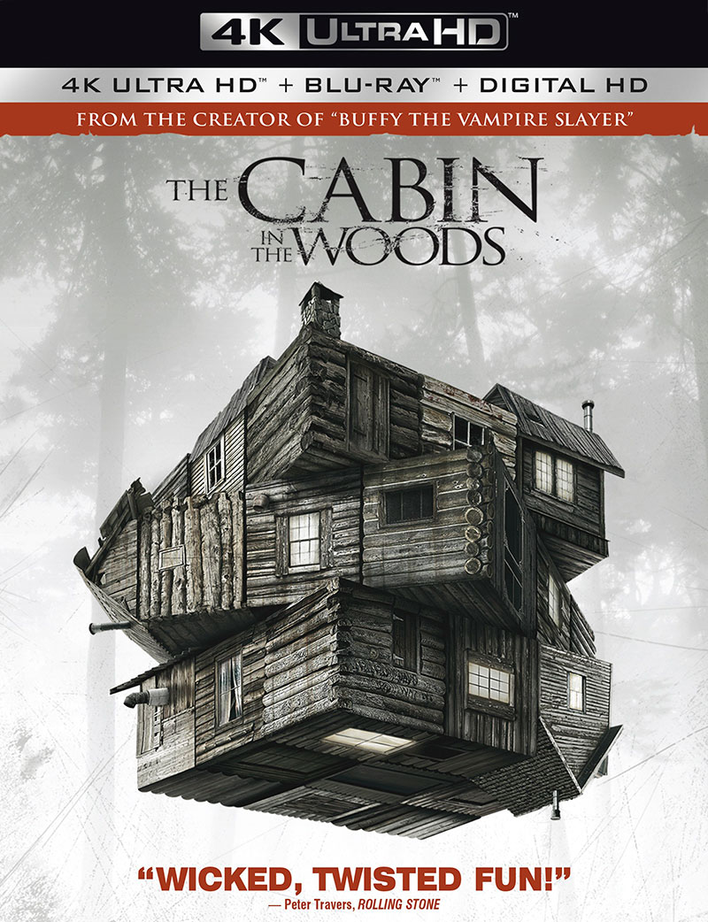 The Cabin in the Woods (Ultra HD 4K Blu-ray)