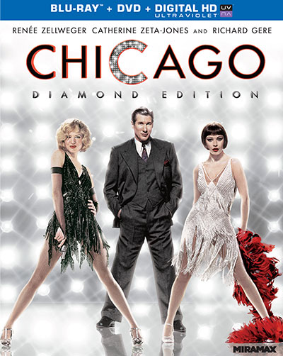 Chicago: Diamond Edition (Blu-ray)