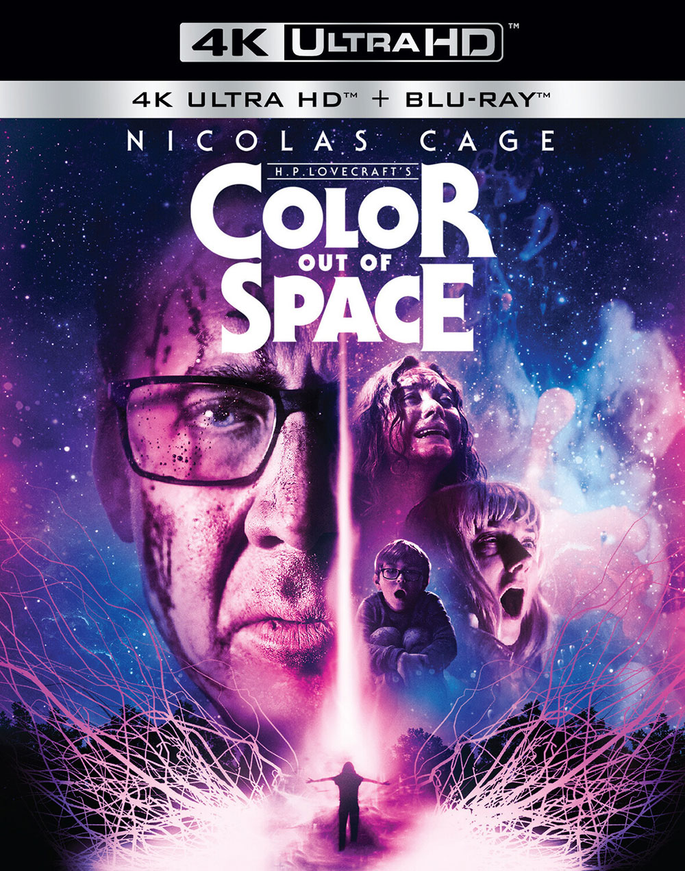 Color Out of Space (Ultra HD 4K Blu-ray)