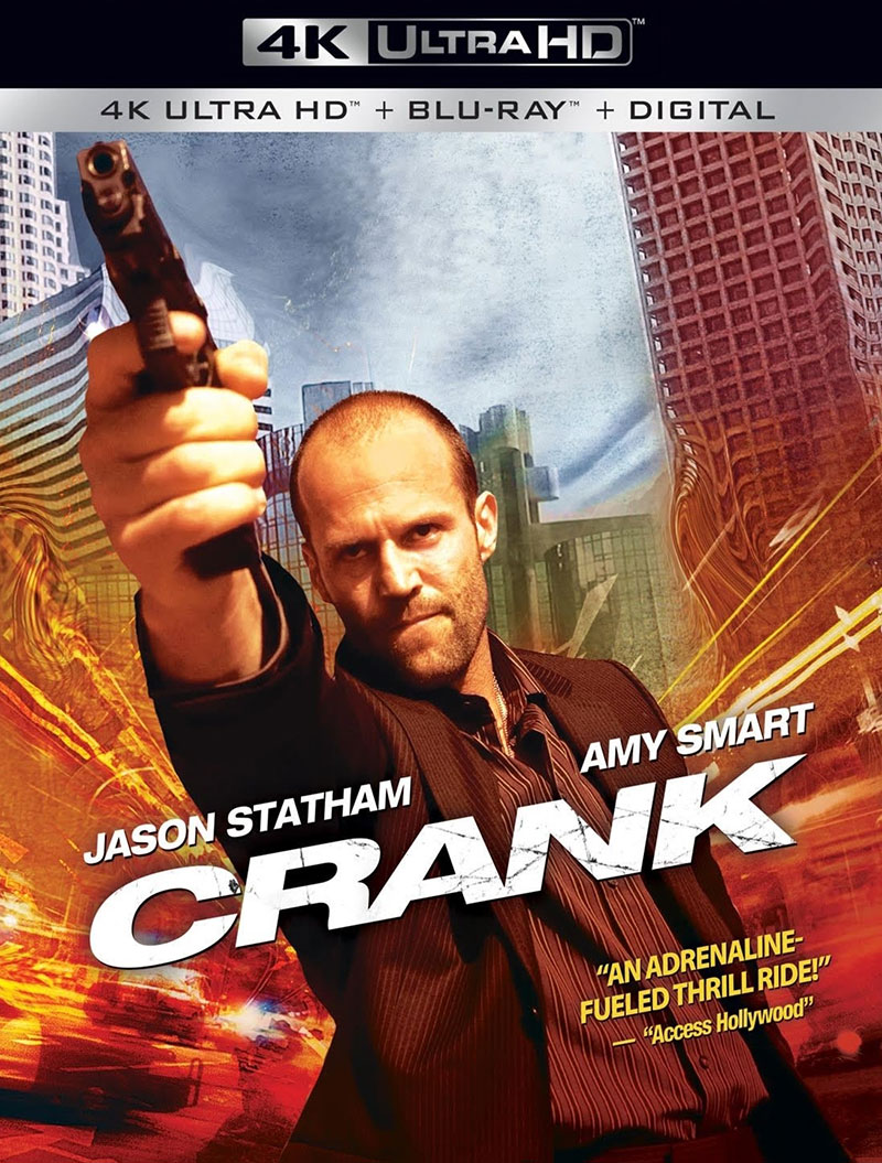Crank (Ultra HD 4K Blu-ray)
