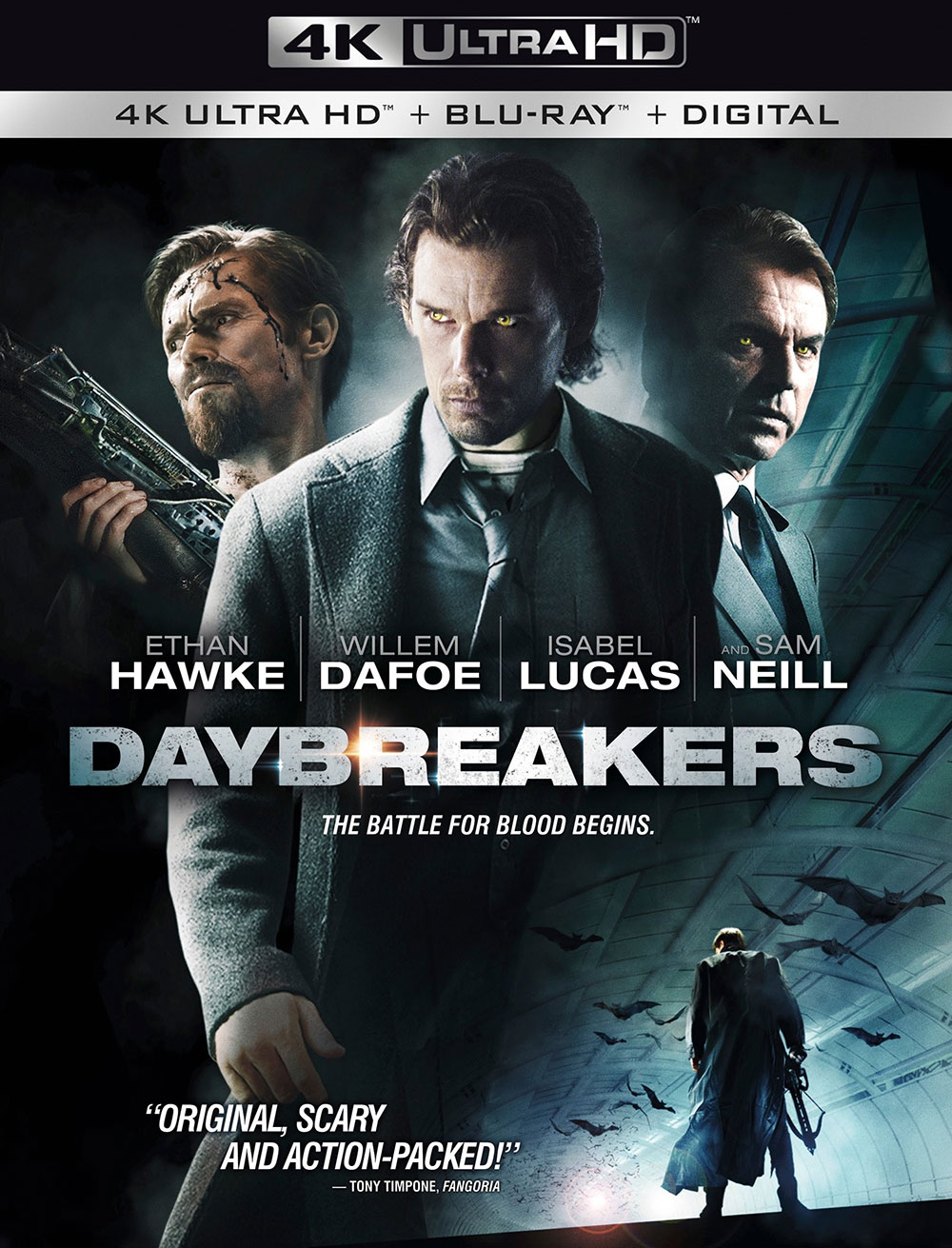 Daybreakers (Ultra HD 4K Blu-ray)