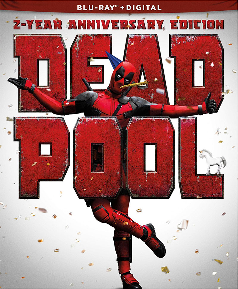 Deadpool: Two Year Anniversary Edition (Blu-ray)