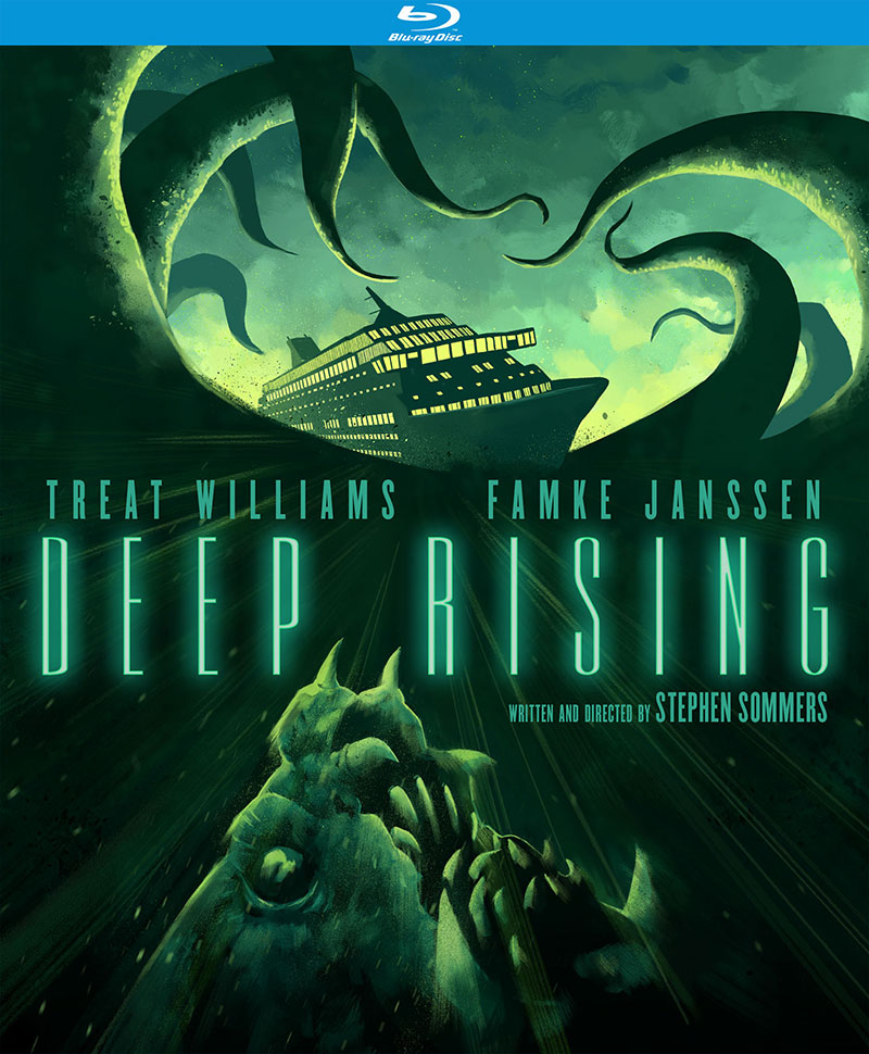 Deep Rising: 20th Anniversary Edition (Blu-ray)