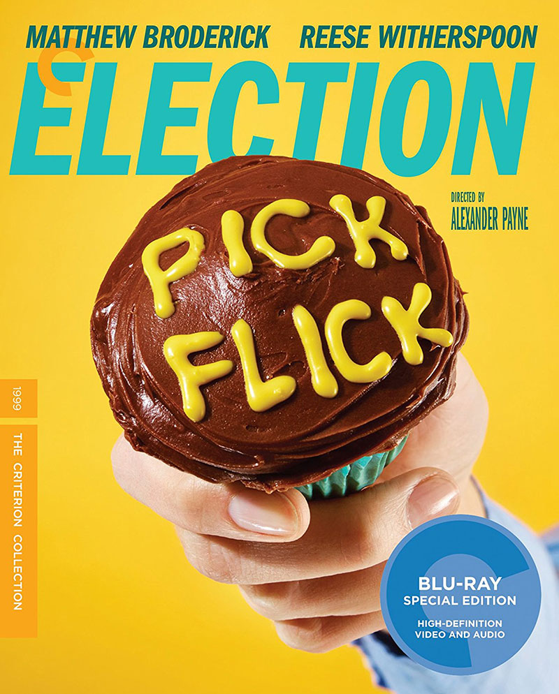 Election: Criterion Collection (Blu-ray)