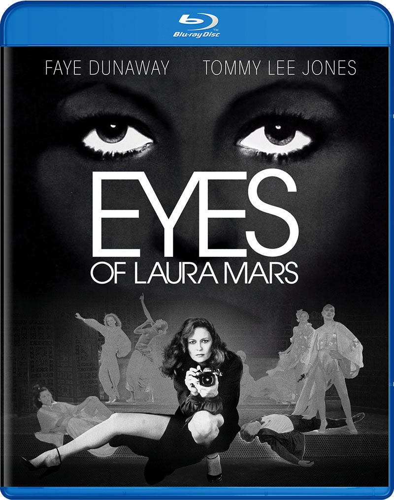 The Eyes of Laura Mars (Blu-ray)