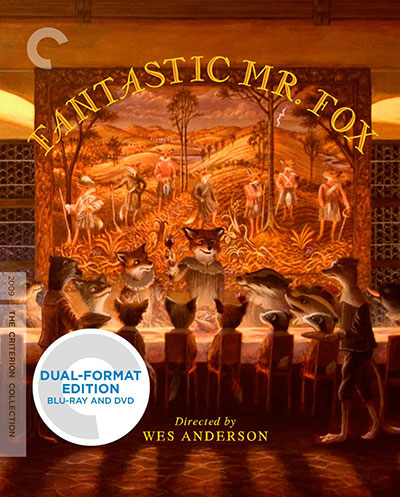 Fantastic Mr. Fox: Criterion Collection (Blu-ray)