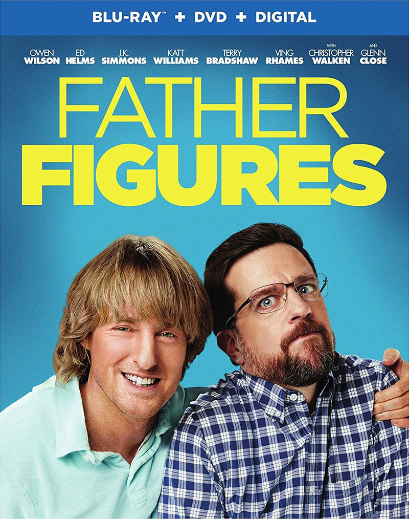 Father Figures (Blu-ray)