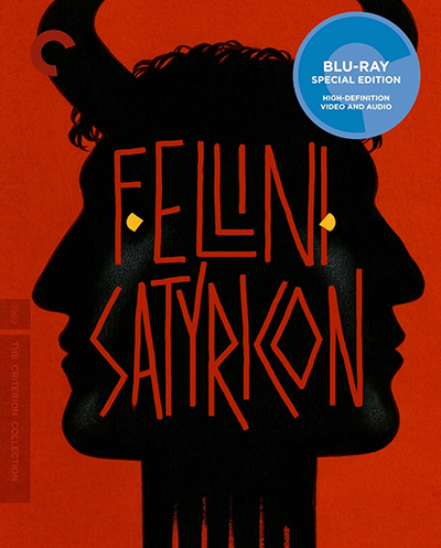 Fellini's Satyricon: Criterion Collection (Blu-ray)