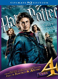 Harry Potter and the Goblet of Fire: Ultimate Edition (Blu-ray)
