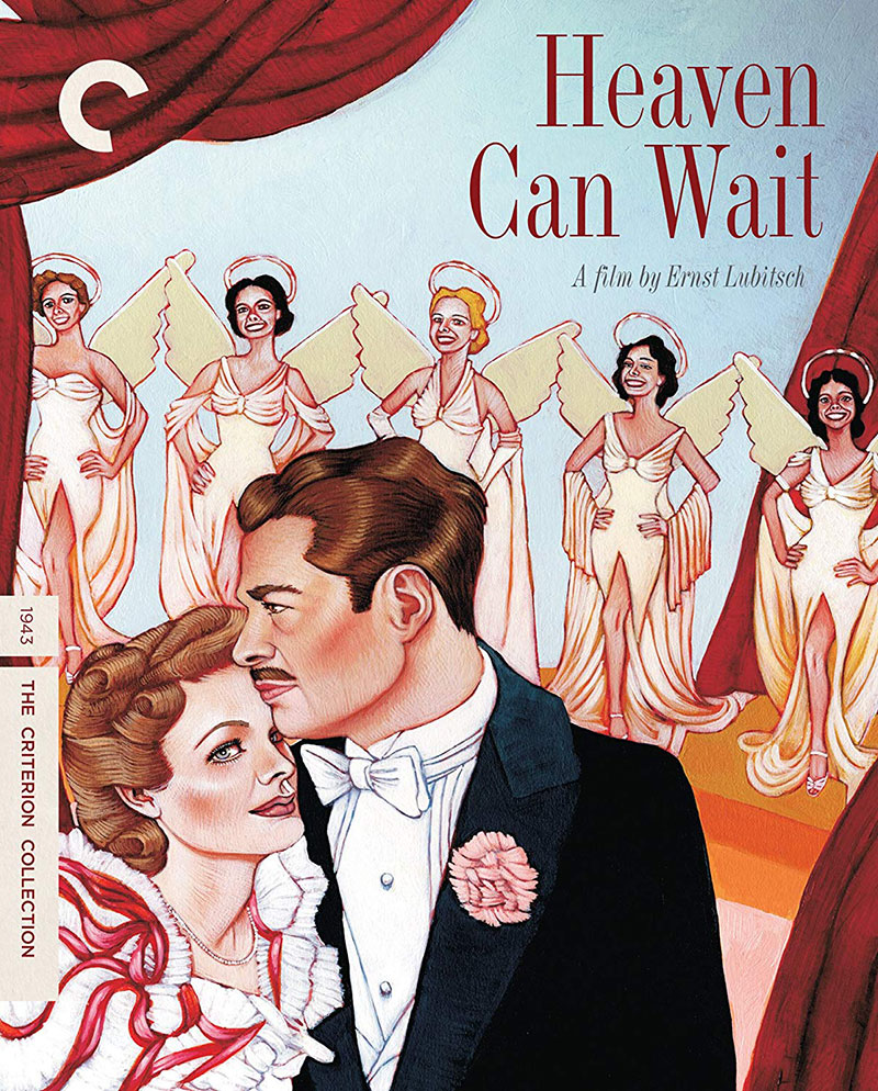 Heaven Can Wait: Criterion Collection (Blu-ray)