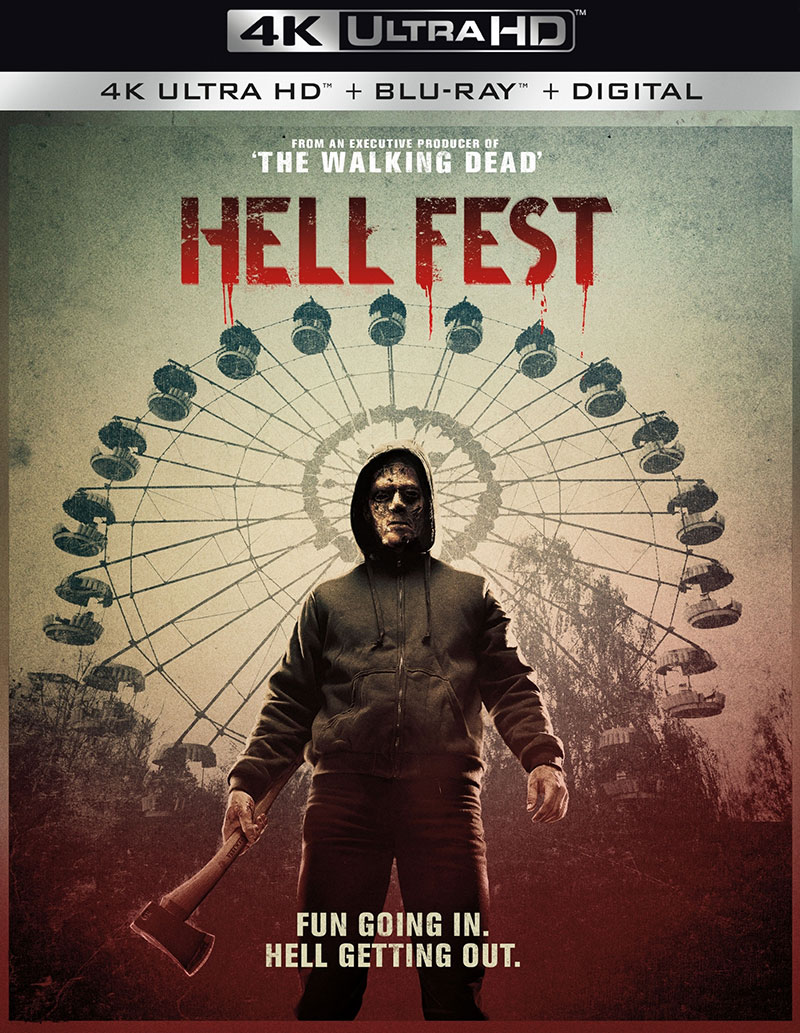 Hell Fest (Ultra HD 4K Blu-ray)