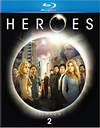 Heroes: Season Two (Blu-ray)