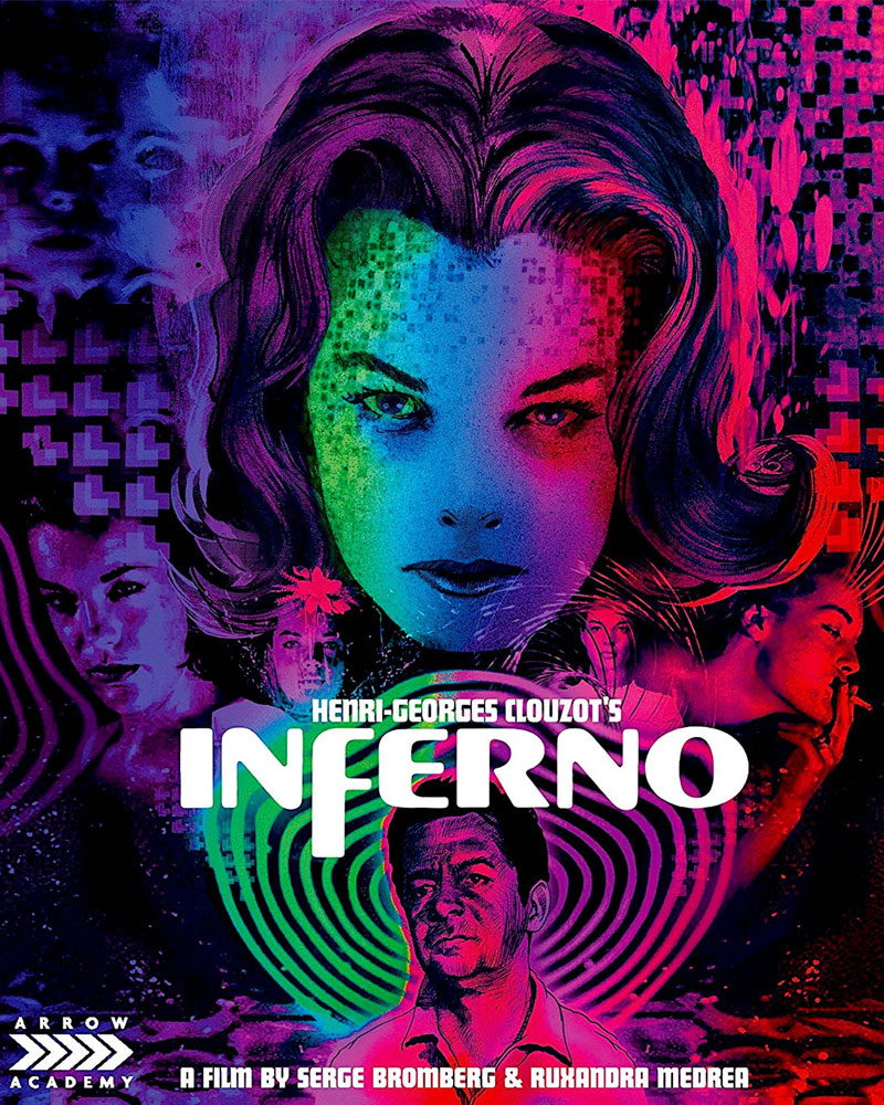 Henri-Georges Clouzot's Inferno (Blu-ray)