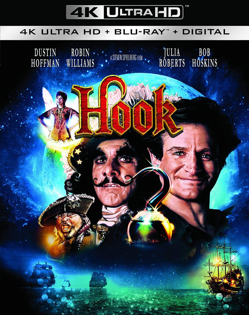 Hook (Ultra HD 4K Blu-ray)