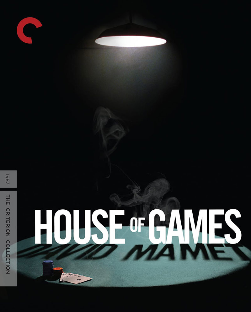 House of Games: Criterion Collection (Blu-ray)