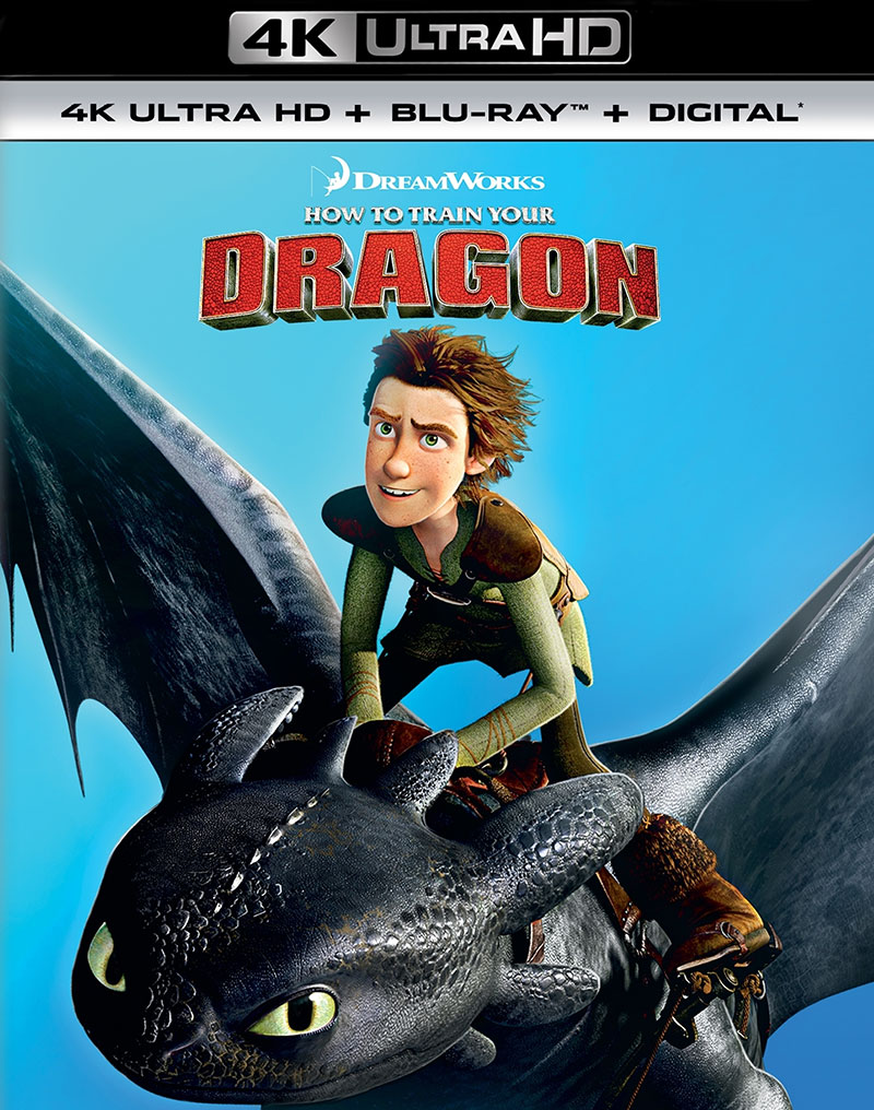 How to Train Your Dragon (Ultra HD 4K Blu-ray)