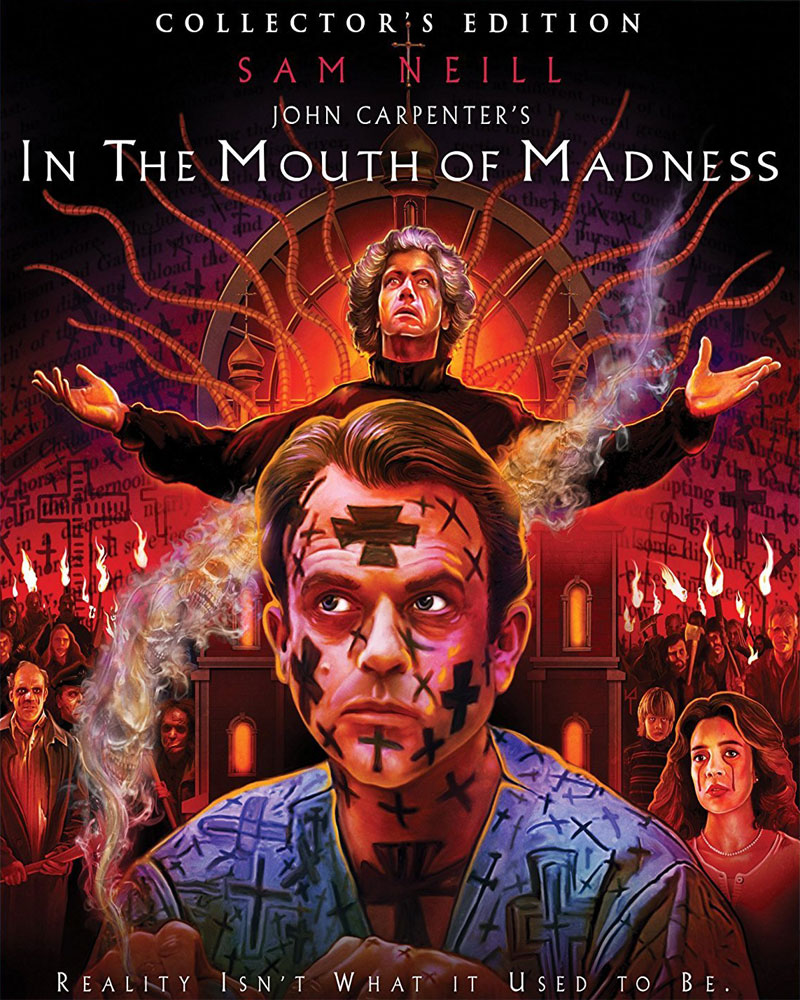 In the Mouth of Madness: Collector's Edition (Blu-ray)