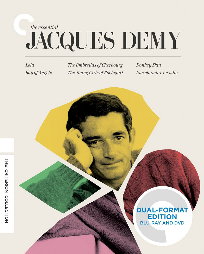 The Essential Jacques Demy: Criterion Collection (Blu-ray)