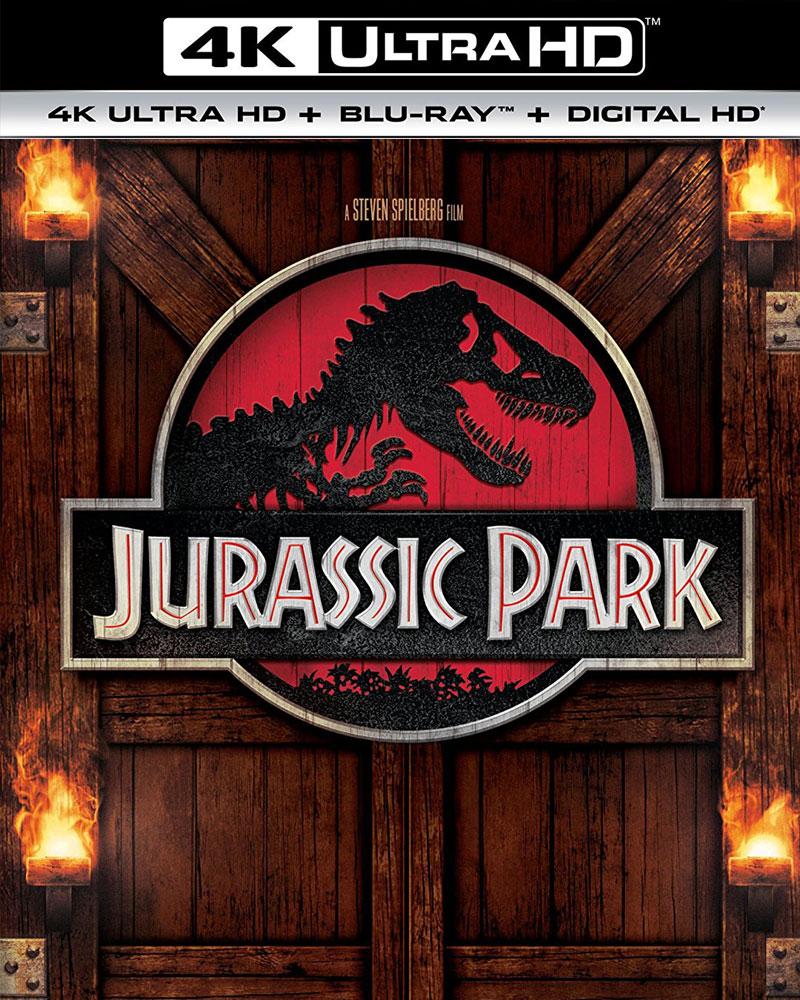 Blu Ray Review Jurassic Park Ultra Hd 4k Blu Ray Blu Ray Authority