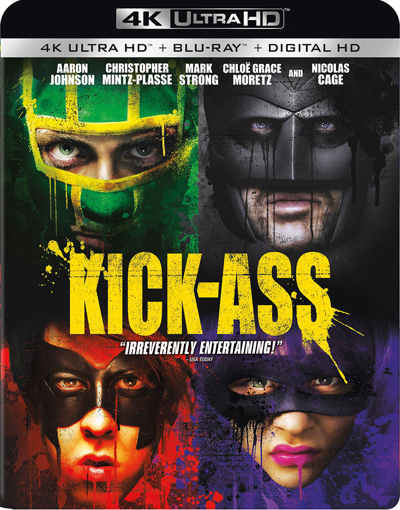 Kick-Ass (Ultra HD 4K Blu-ray)