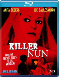 Killer Nun (Blu-ray)