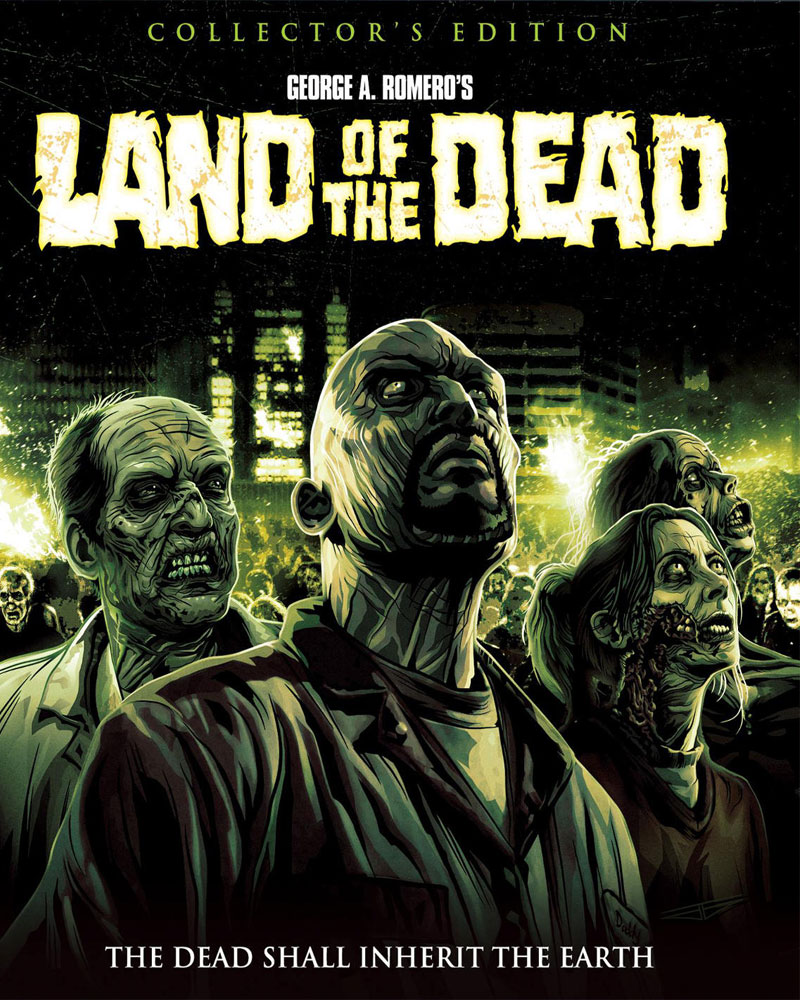 Land of the Dead: Collector's Edition (Blu-ray)