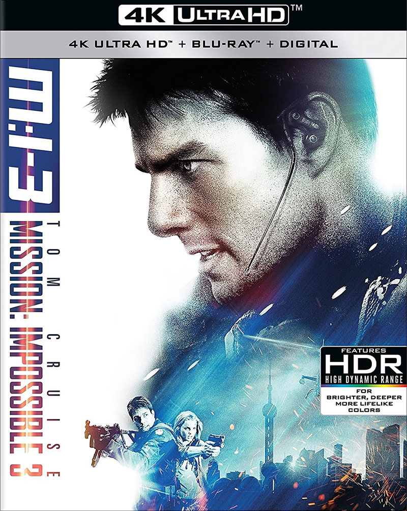 Mission: Impossible III (Ultra HD 4K Blu-ray)