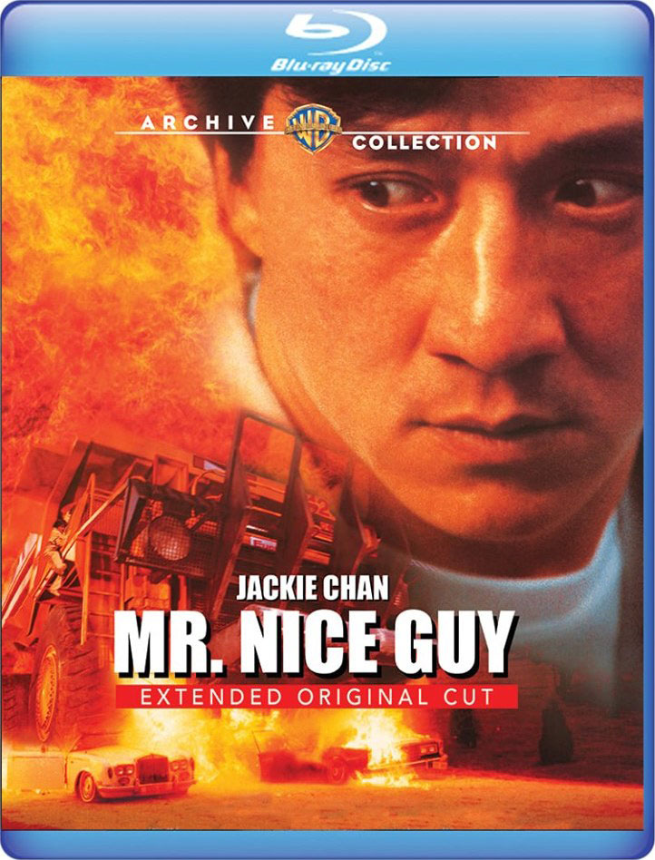 Mr. Nice Guy (Blu-ray)