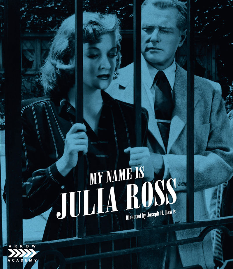 My Name is Julia Ross (Blu-ray)
