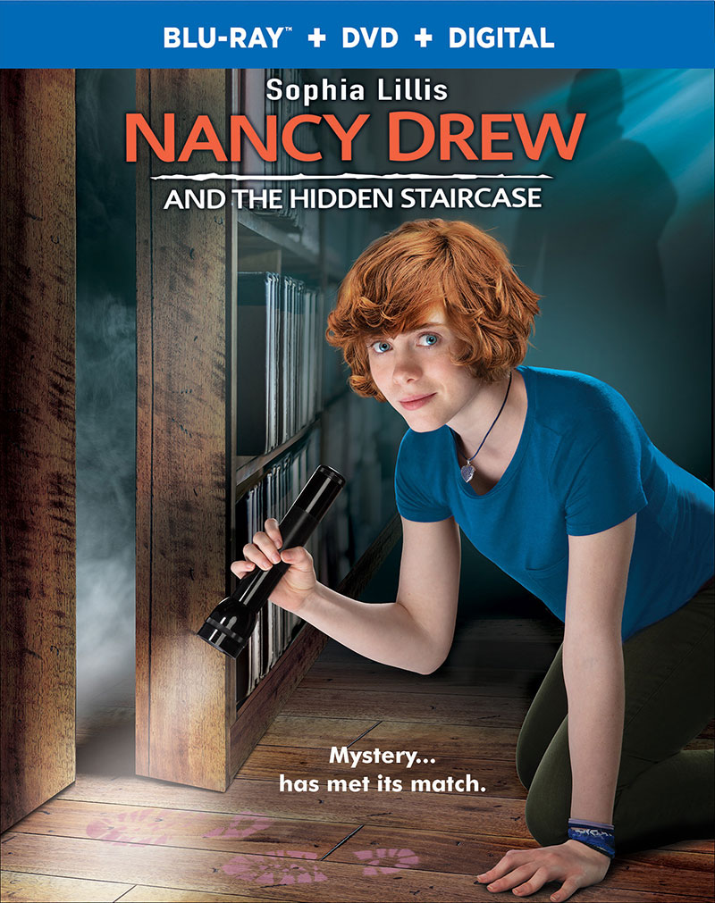 Nancy Drew and the Hidden Staircase (Blu-ray)