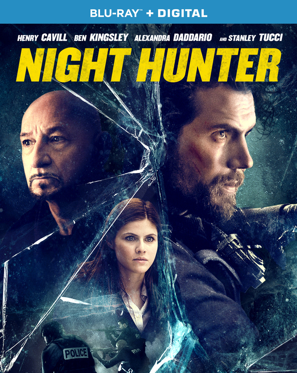 Night Hunter (Blu-ray)