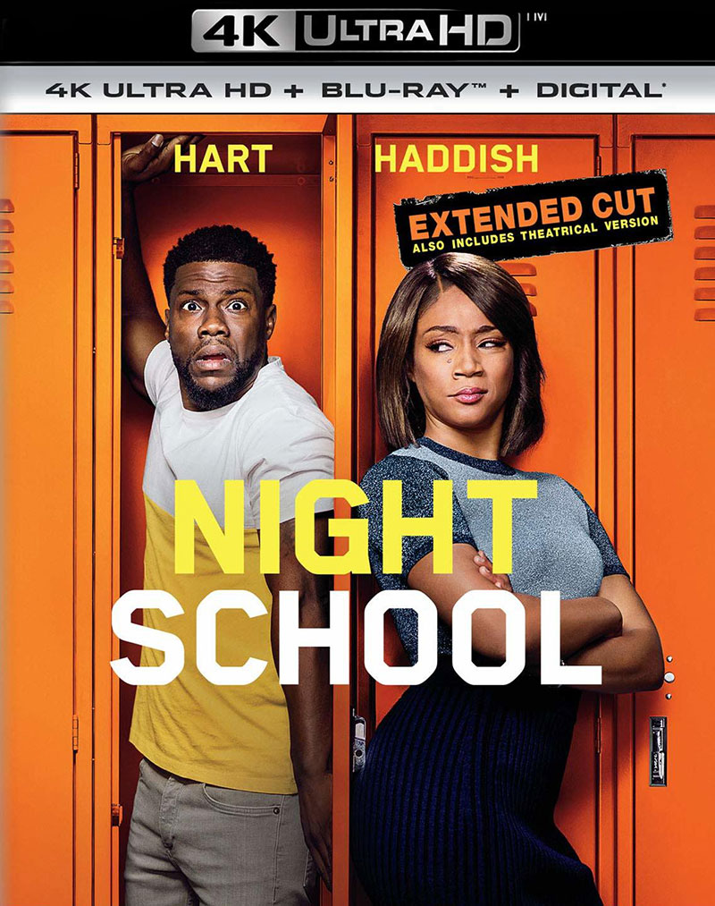 Night School (Ultra HD 4K Blu-ray)