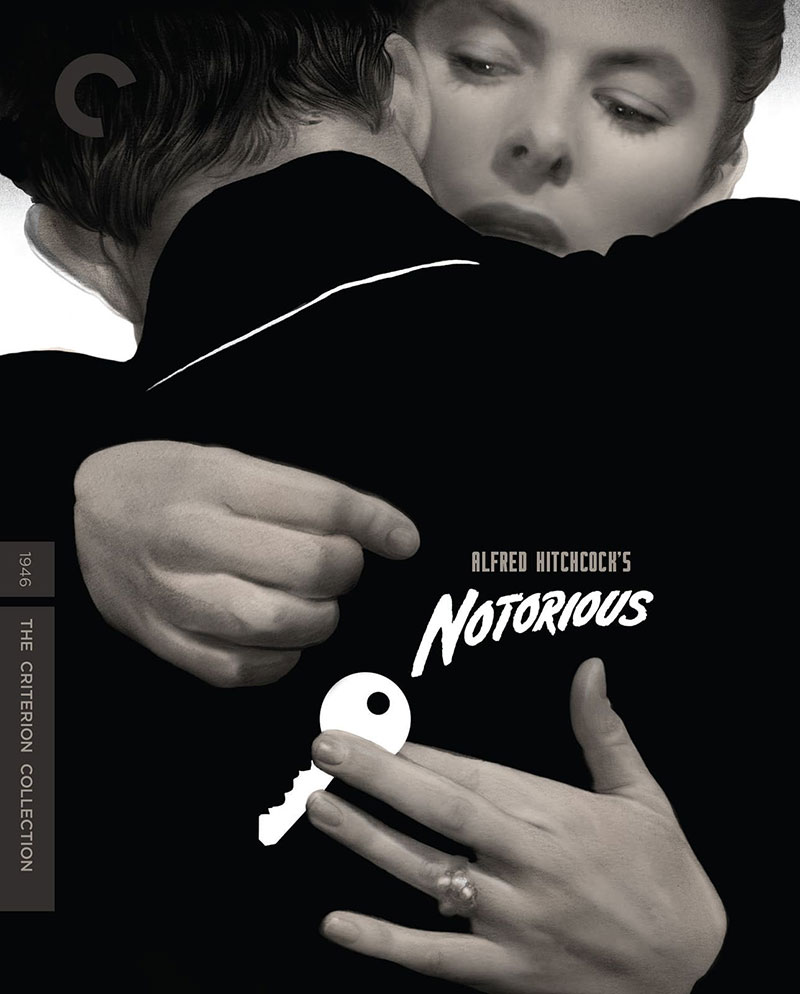 Notorious: Criterion Collection (Blu-ray)