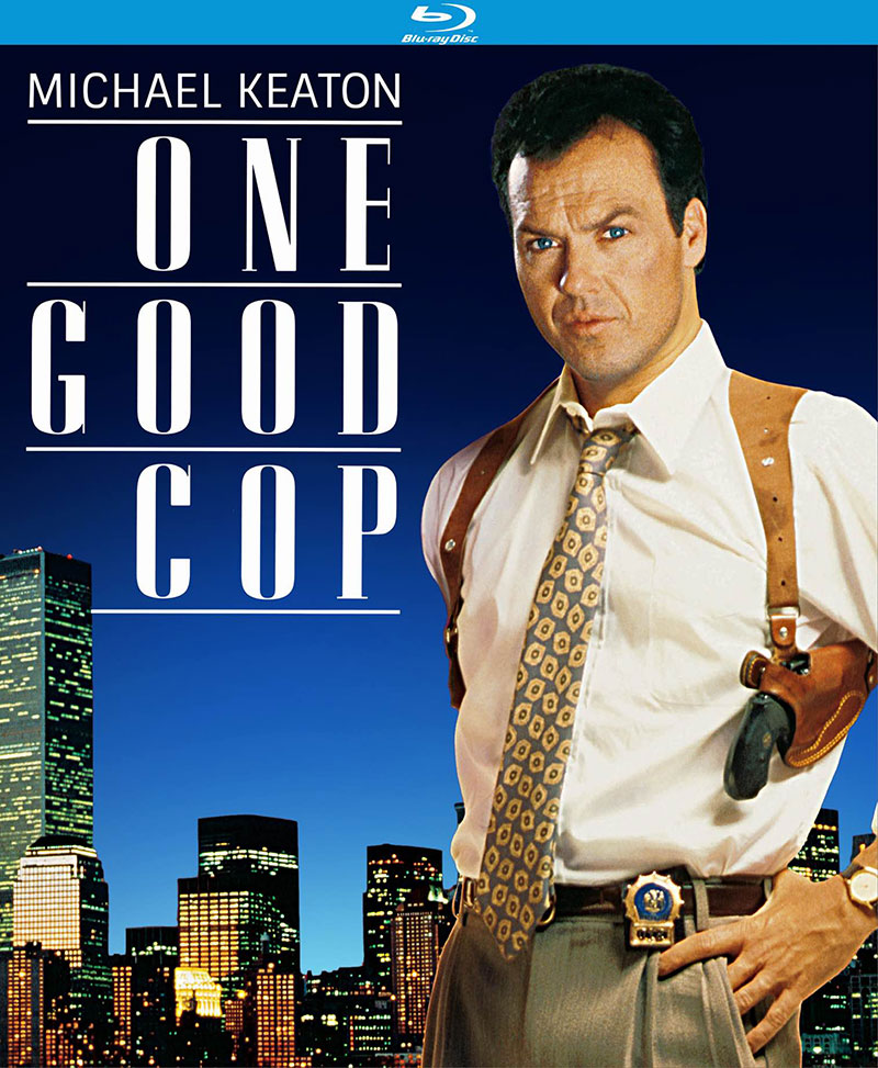 One Good Cop (Blu-ray)