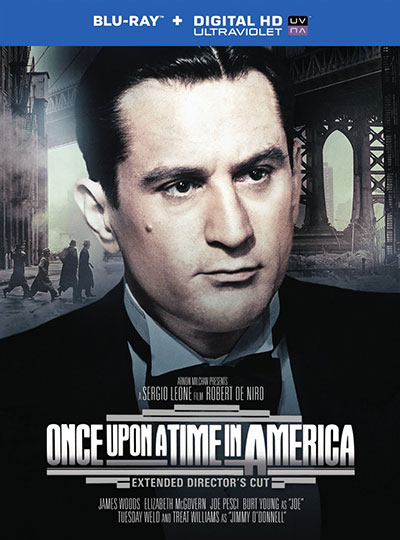 Once Upon a Time in America: Extended Director's Cut (Blu-ray)