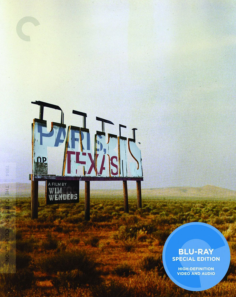 Paris, Texas: Criterion Collection (Blu-ray)