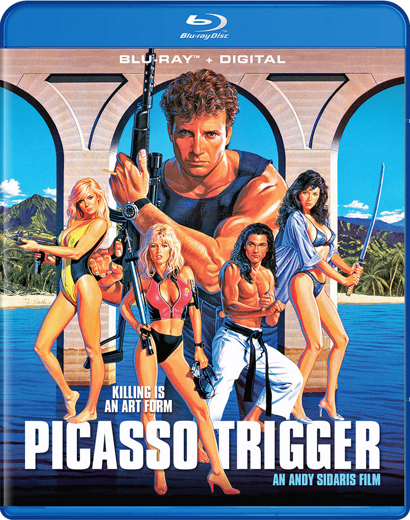 Picasso Trigger (Blu-ray)