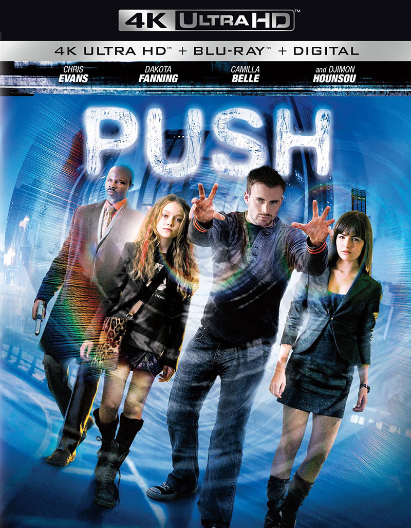Push (Ultra HD 4K Blu-ray)