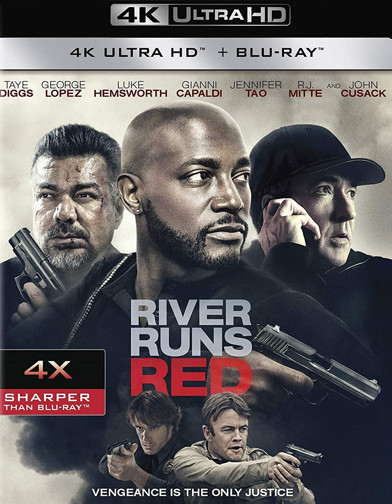 River Runs Red (Ultra HD 4K Blu-ray)