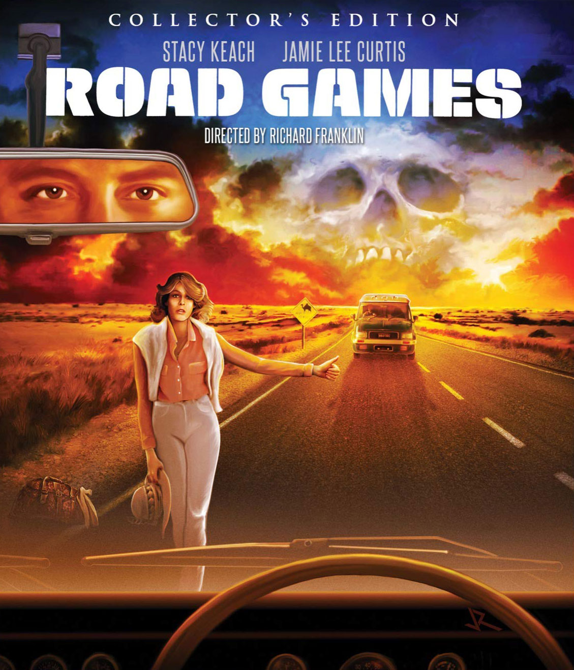 Road Games (Blu-ray)