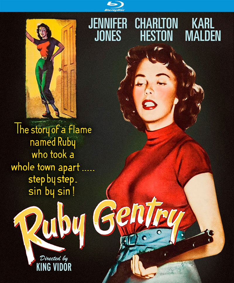 Ruby Gentry (Blu-ray)
