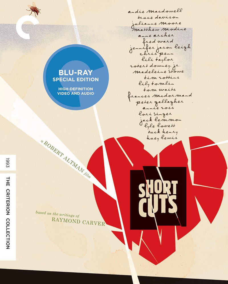 Short Cuts: Criterion Collection (Blu-ray)