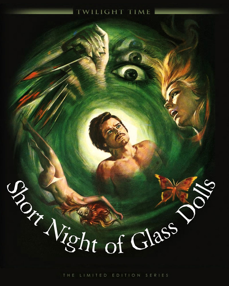 Short Night of Glass Dolls (Blu-ray)